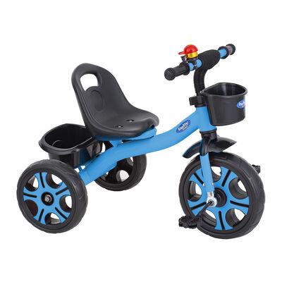 Triciclo Musica Y Luces Baby Way Azul