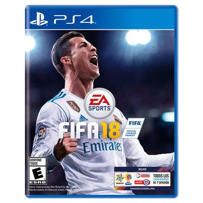 FIFA 18 EA PS4