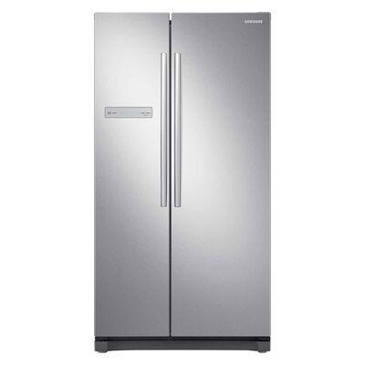 Refrigerador Samsung Side by Side RS54N3003SL/ZS 535 lt.
