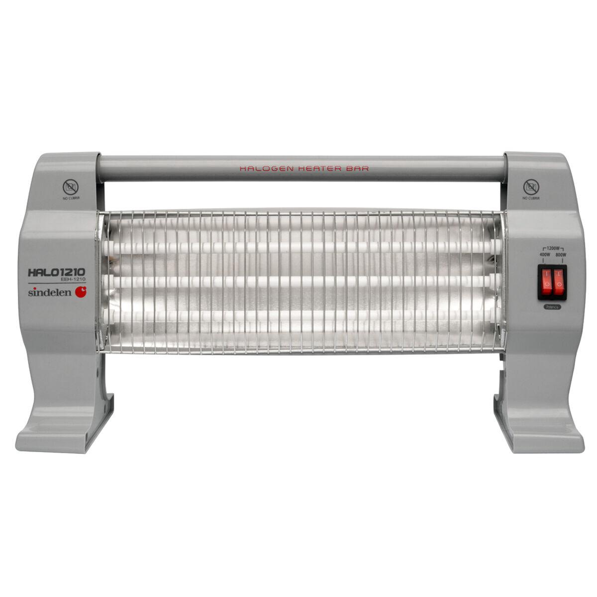 Calefactor Halógeno Sindelen EEH-1210