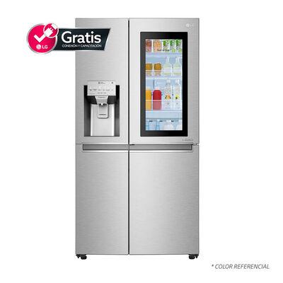 Refrigerador Side By Side LG LS64SXP 592 lts.