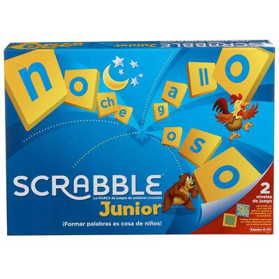 Mattel Scrabble Junior Juegos de Mesa