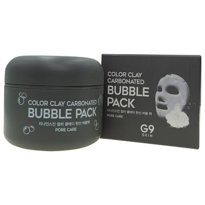 Color Clay Carbonated Bubble Pack