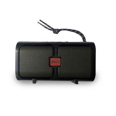 Parlante Bluetooth Lhotse Outdoor T16 Negro