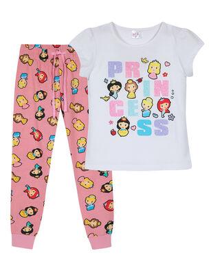 Pijama de Algodón Niña Disney