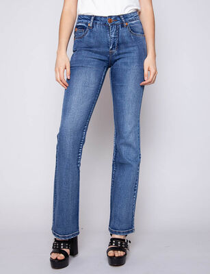 Jeans Recto Mujer Ellus