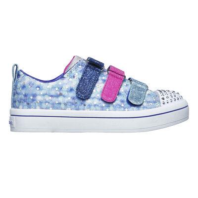 Zapatilla Niña Skechers Twi Lites Confetti Glam