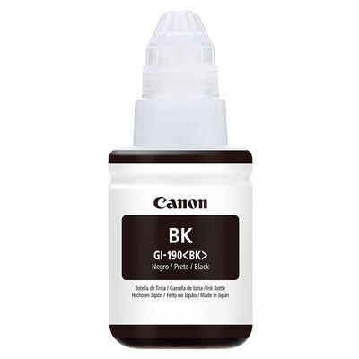 Tinta Botella Canon GL-190 Negro