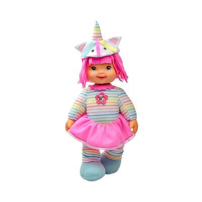 Muñeca Unicornio Magico