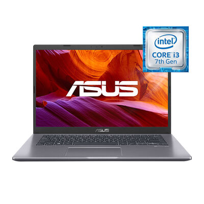 "Notebook Asus X409UJ-BV044T Core i3 4GB 512GB SSD 14"" NVIDIA MX230"