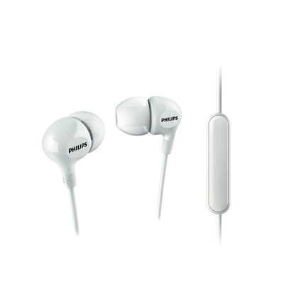 Audífonos In Ear Philips SHE3555WT Beamers Blancos