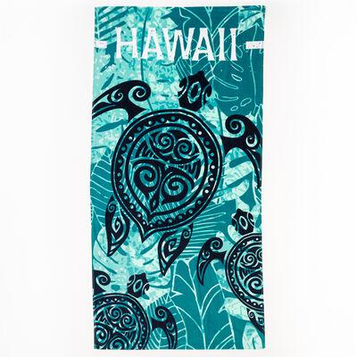 Toalla de Playa Velour Hawaii 75 x 150 cm