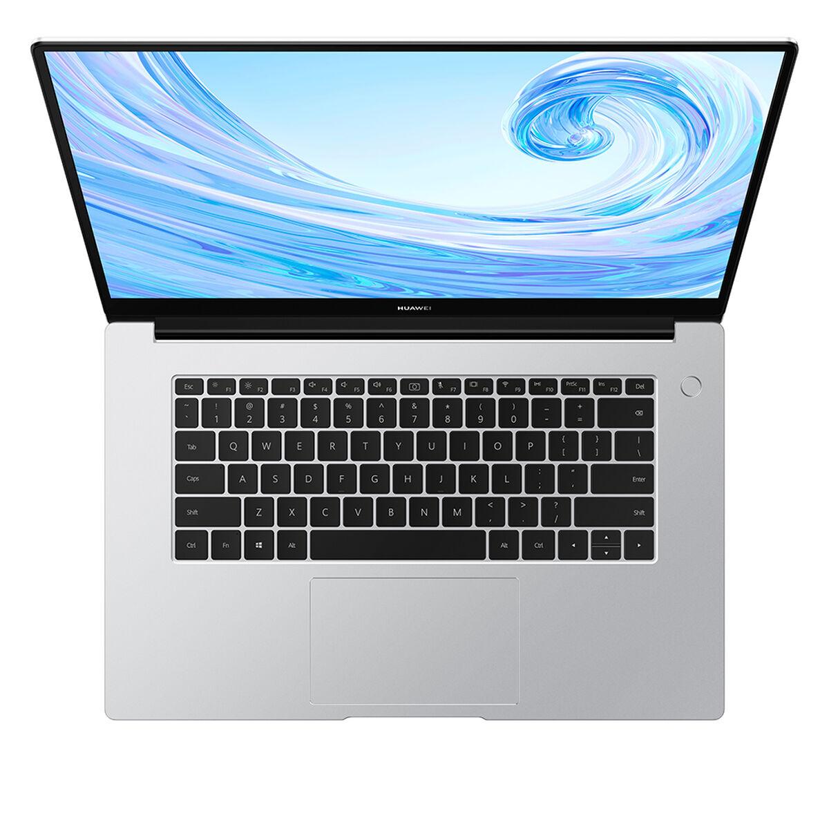 "Notebook Huawei MateBook D 15 Ryzen 5 8GB 256GB SSD + 1TB 15.6"""