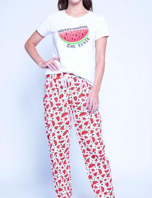 Pijama de Algodón Mujer Intime