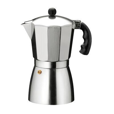 Cafetera Aluminio 6 Tazas