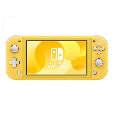 Consola Nintendo Switch Lite 32GB Amarilla