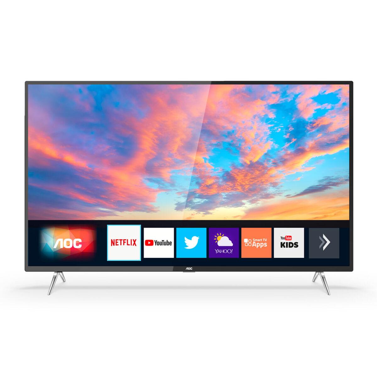 """LED 50"""" AOC 50U6295 Smart TV Ultra HD"""