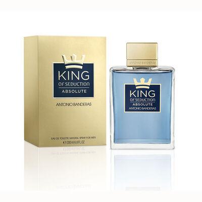 Perfume Antonio Banderas King of  Seduction 200 ml