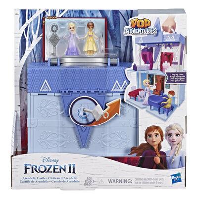Frozen II Castillo Pu Arendelle