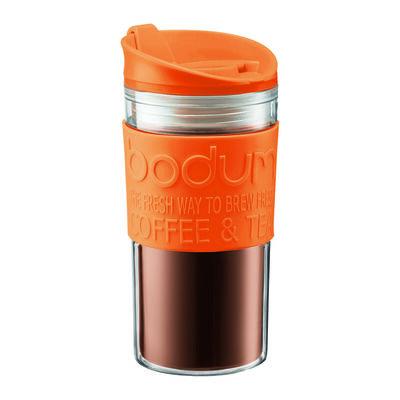 Mug Doble Pared Bodum 1103-945NA Naranja 350 ml