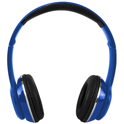 Audífonos Bluetooth Fuji Monster Azules