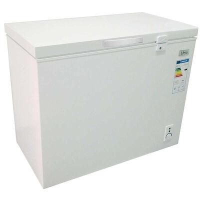 Freezer Horizontal Libero Triple Función LFH 200 200 lt