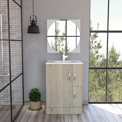 Mueble de Baño + Espejo TuHome Vanguard