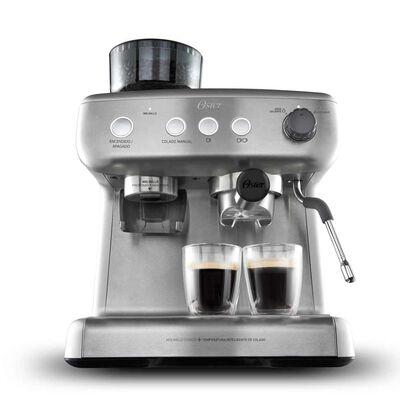 Cafetera Oster con Molinillo Baristamax
