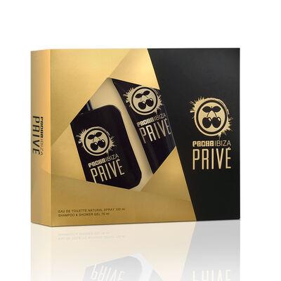 Perfume Pacha Pacha Privé 100 ml+ Showergel 75 ml