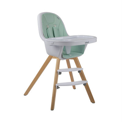 Silla de Comer  Nordic Meal Turquoise