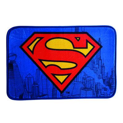 Piso de Baño Logo Superman
