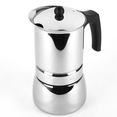 Cafetera Acero Inoxidable Magefesa 10 Tazas Prisma