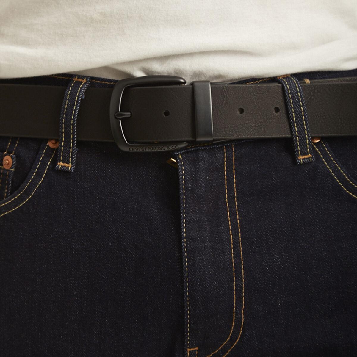 Cinturón Levis Negra