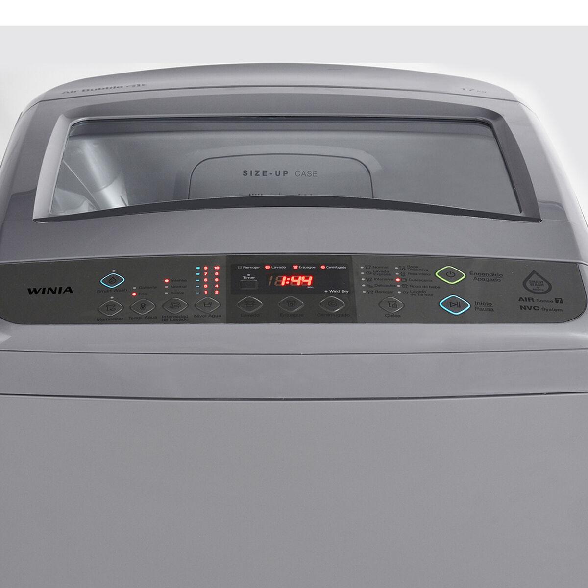 Lavadora Automática Winia DWF-M175GA 17 kg.