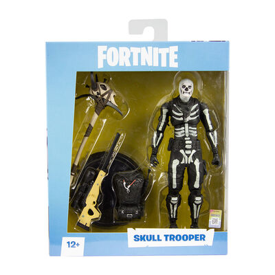 "Figura De Accion Fornite 7"" - Skull Trooper"