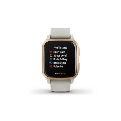 Smartwatch Garmin Venu SQ Music Light Sand Rose Gold