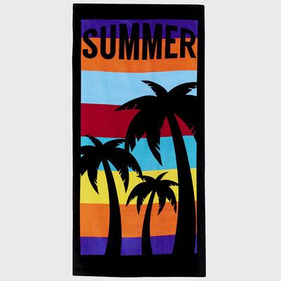 Toalla de Playa Casanova Palm 75 x 150 cm
