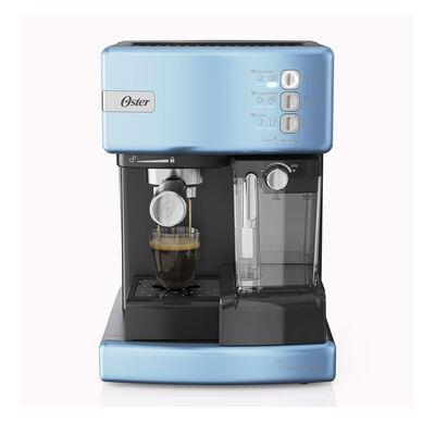 Cafetera de Espresso Oster Cotton Candy PrimaLatte 1,2 lts.
