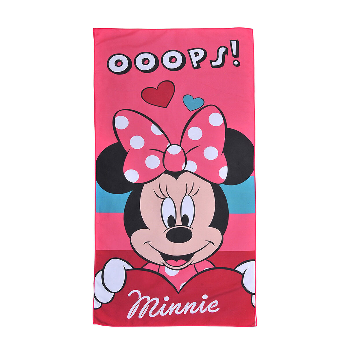 Toalla BTS Multiuso 60x120 Minnie