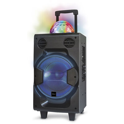 "Parlante Karaoke Portátil Microlab Disco Ball 8"""