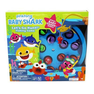 Juego de Mesa Baby Shark Pesca Milagrosa