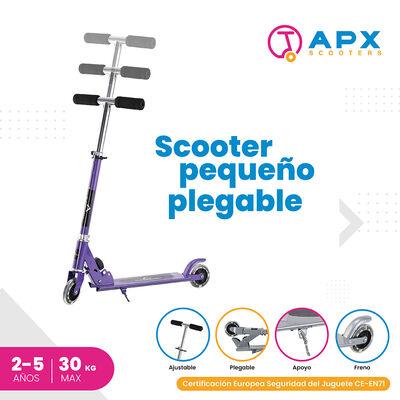 Scooter Alpinextrem con Luz