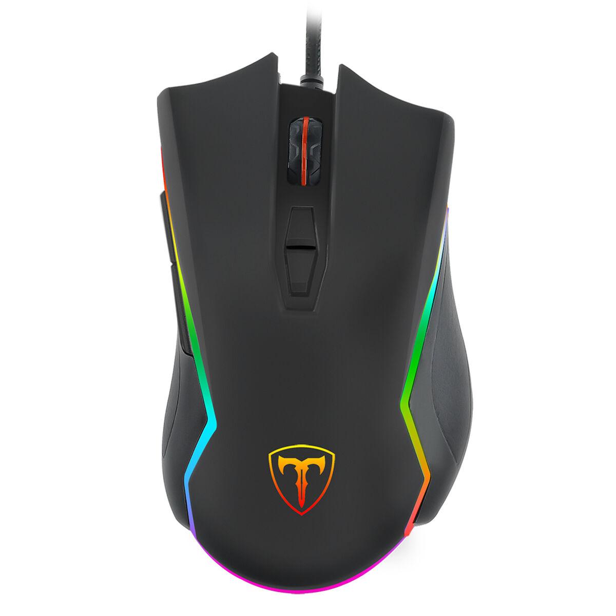 Mouse Gamer T-Dagger Lieutenant II USB RGB