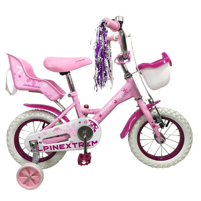Bicicleta Infantil Alpinextrem Heart Aro 12