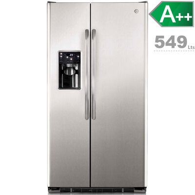 Refrigerador Side by Side General Electric GKCS2LFDFSS 549 lt