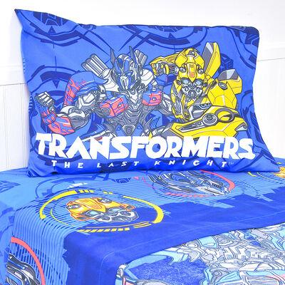 Sábana Disney 1,5 Plazas Transformers