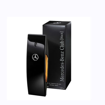 Perfume Hombre Mercedes Benz Club Black 50 Ml Sp