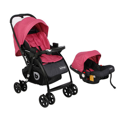 Coche Travel System Spring Bebeglo RS135002
