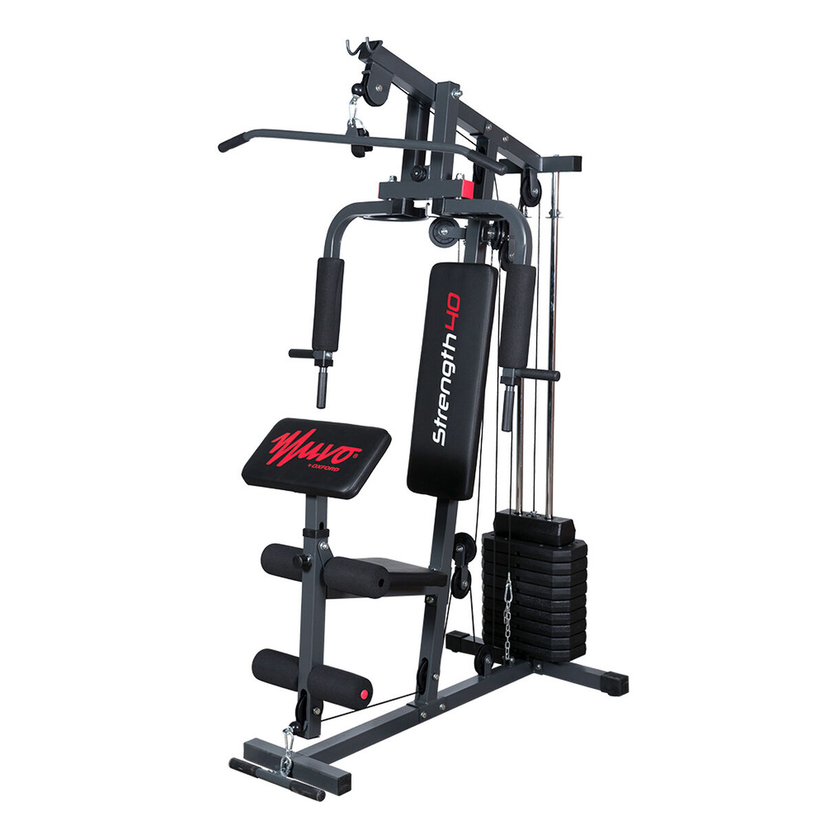 Home Gym Muvo Strength 40