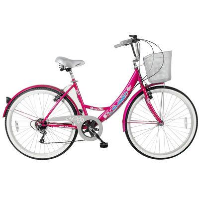 Bicicleta Lahsen Mujer BO72613 Atlanta Aro 26